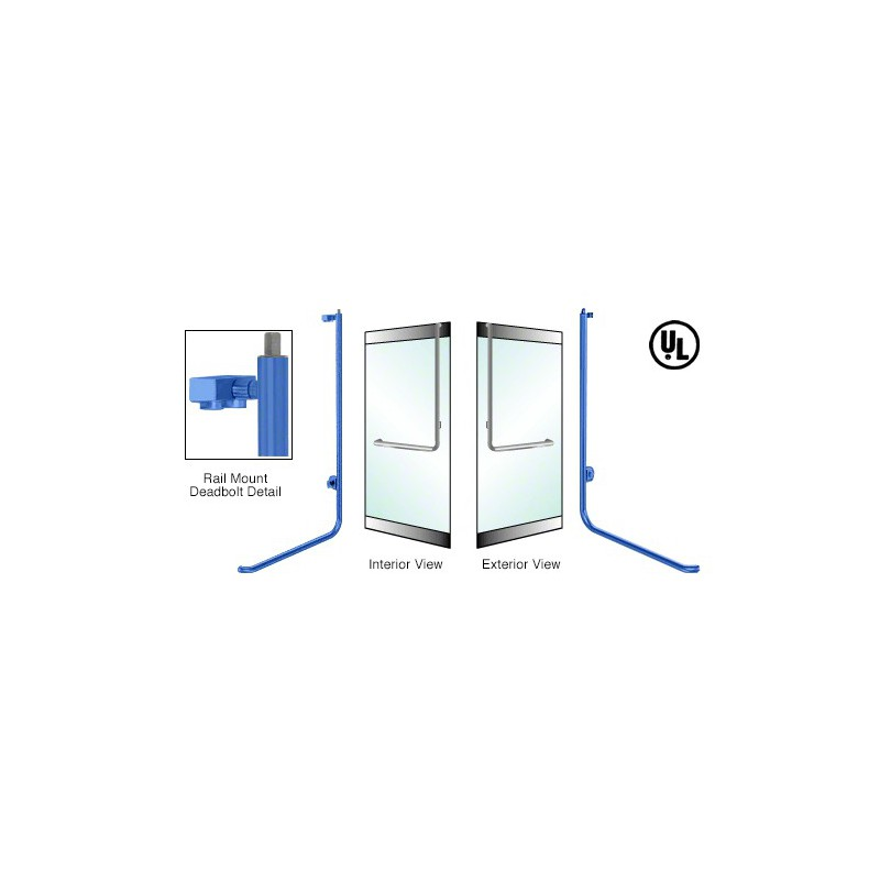 Buy Sdh980baext Crl Brite Anodized 98 Quot Deluxe Shower