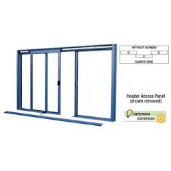 CRL Senior Prima replacement Black Gasket Kit