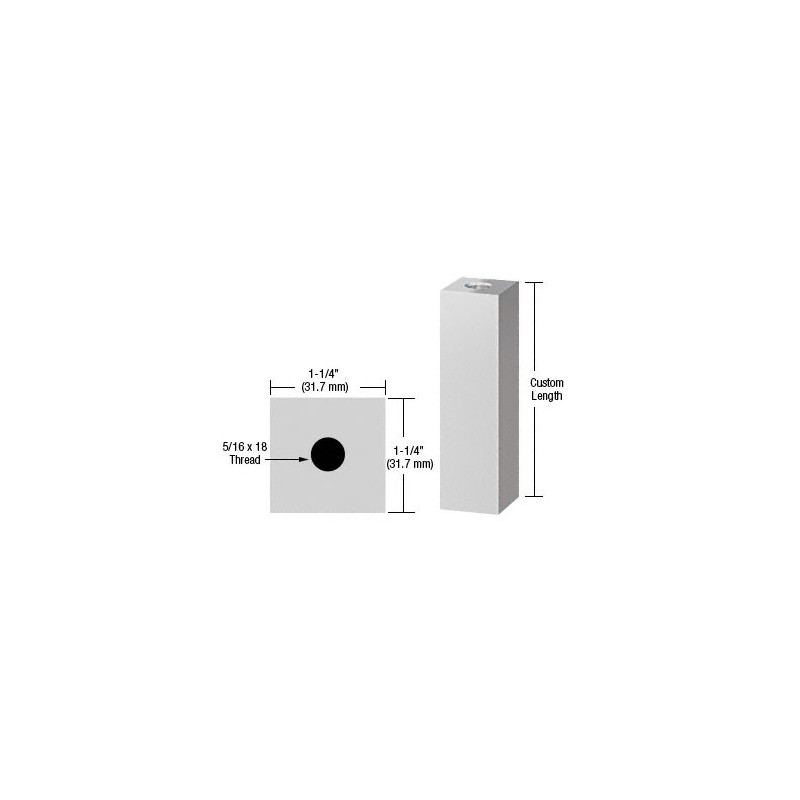 Buy Fh4bsd Crl Brushed Stainless Double Floating Header